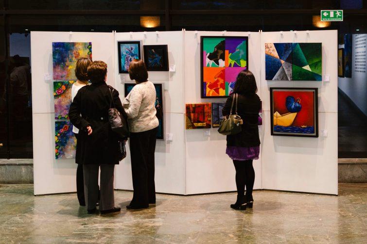 Exposition au Museo Ixchel del Traje Indigena, Guatemala City