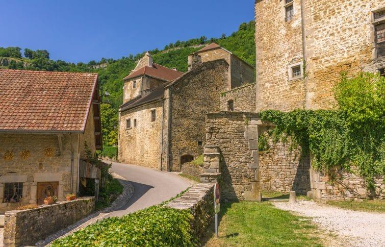 Village de Château-Chalon