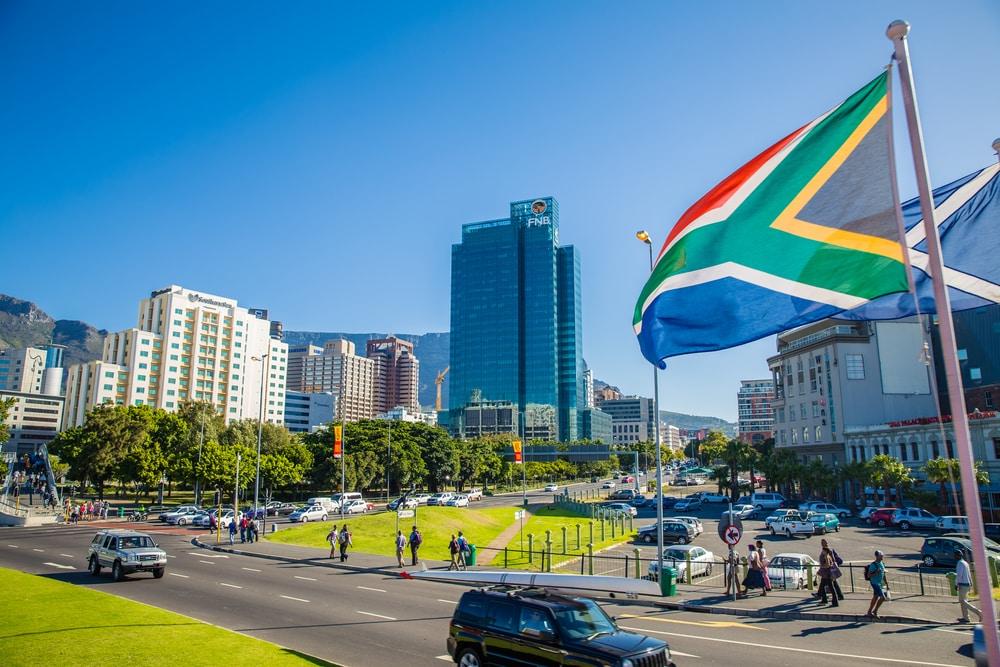 Centre-ville de Cape Town