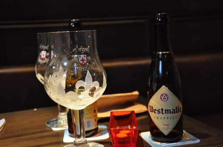 Bière Westmalle Trappist