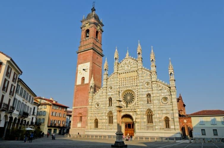 La cathédrale de Monza