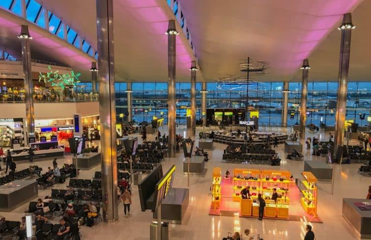 Aéroport d'Heathrow