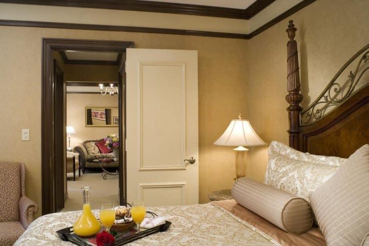 Chambre d'hôtel au Lucerne, New York
