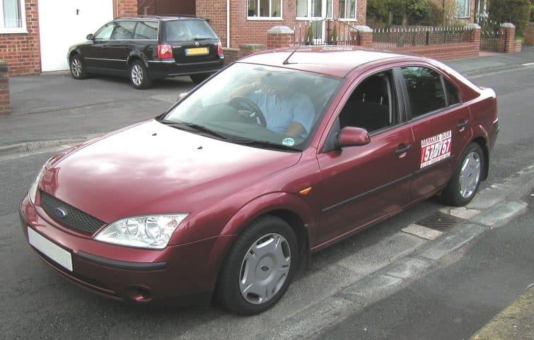 Un mini cab