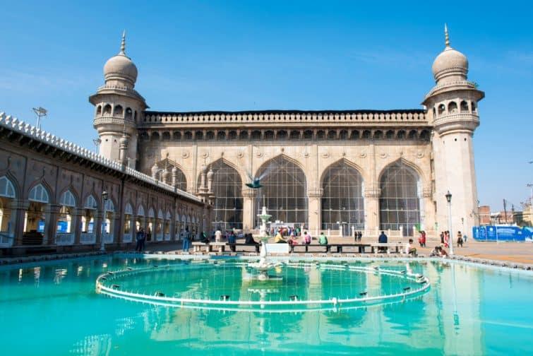 Mosquée Makkah Masjid, Hyderabad
