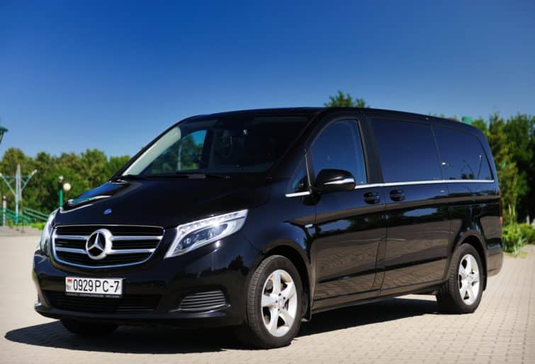 Le Mercedes Viano