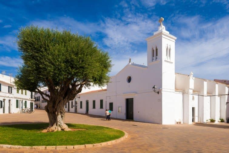 Eglise de Fornells