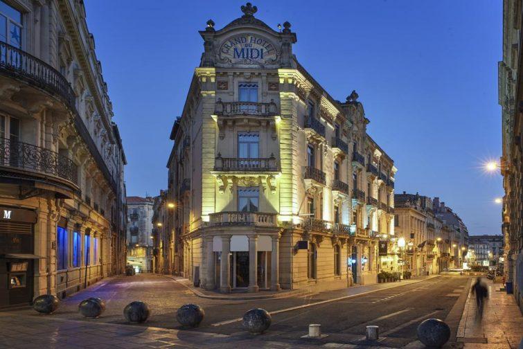 Le Grand Hôtel du Midi, merveille architecturale