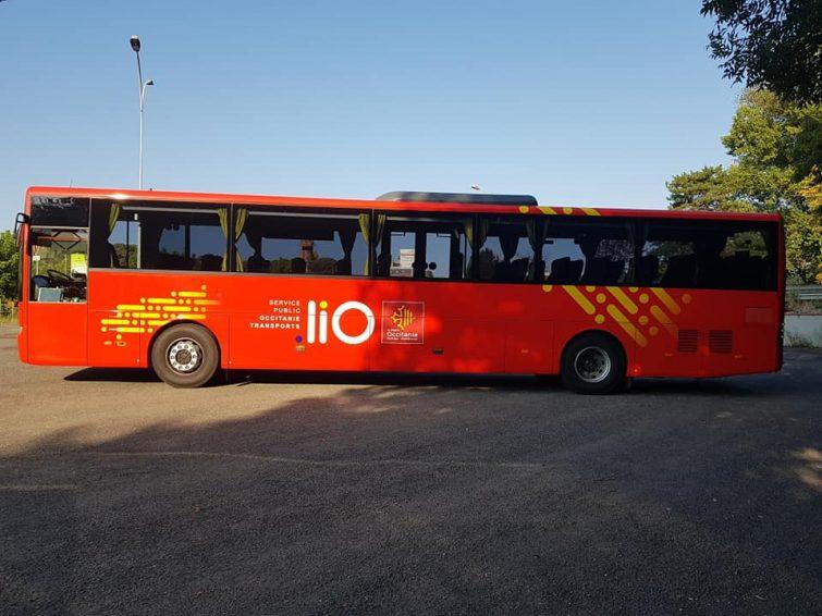Navette Lio - Occitanie Transports