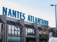 Façade de l'Aéroport de Nantes