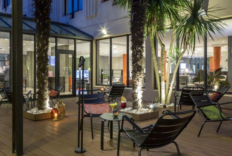 Hôtel Oceania de Nantes Atlantique