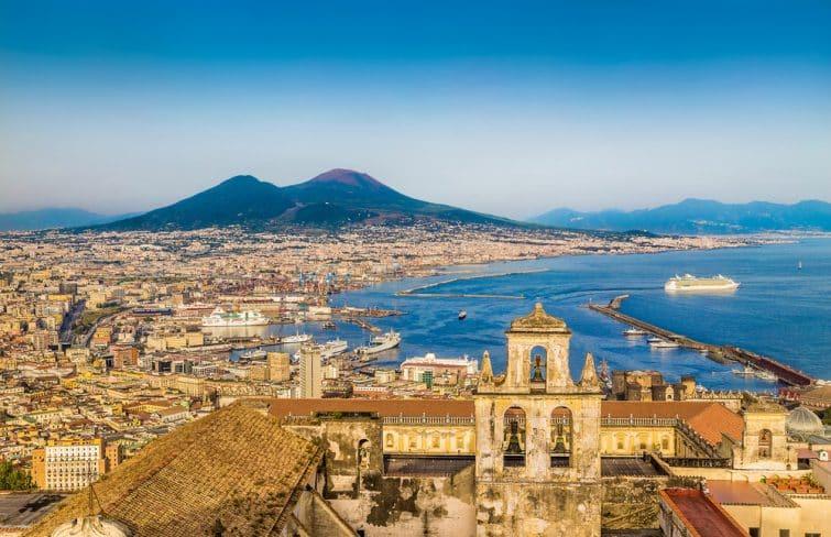 Panorama de Naples
