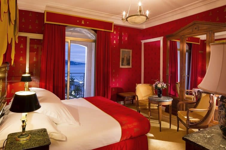 Chambre au Negresco Hôtel, Nice
