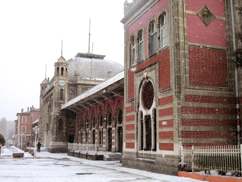 La Gare Sirkeci d'Istanbul