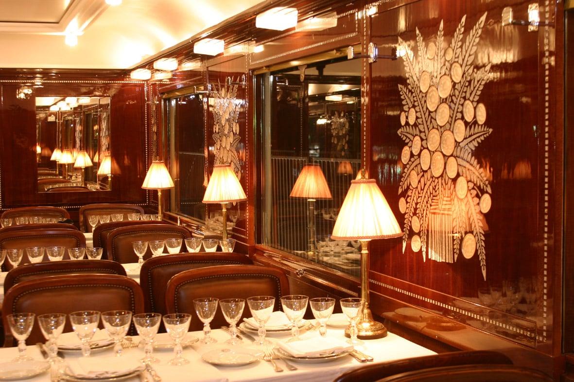 Restaurant - Orient Express