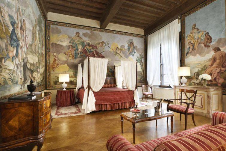 Chambre au Palazzo Niccolini al Duomo, Florence