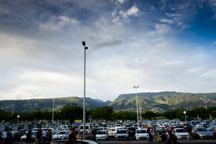 parking aéroport la réunion