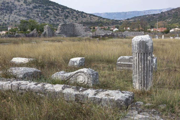 Ruines de Doclea