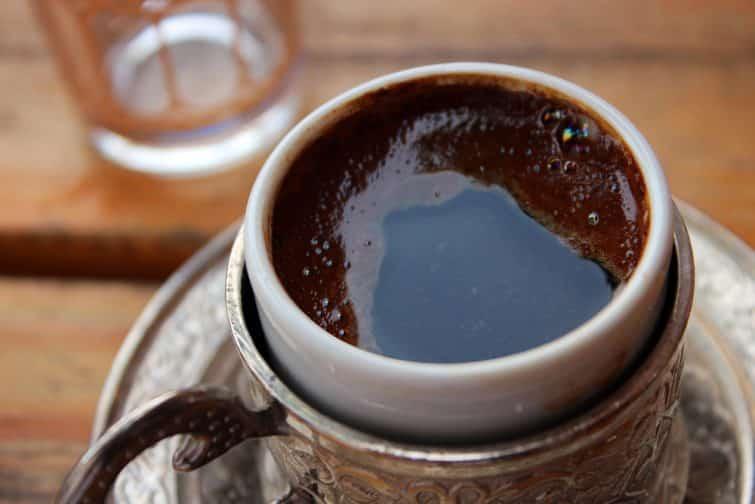 Le Kuvana Kafa ou café turc