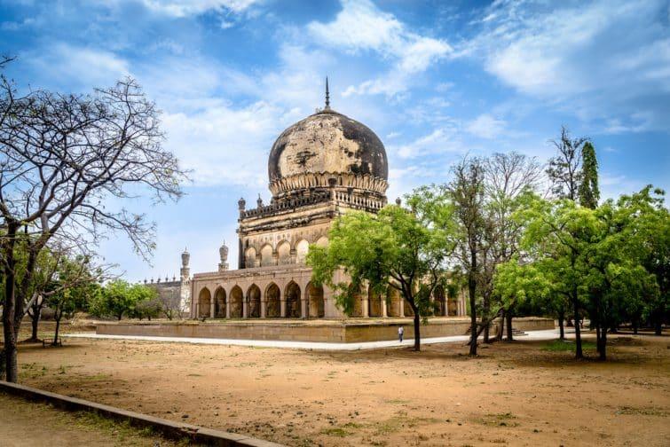 Tombes des souverains Qutb Shahi, Hyderabad