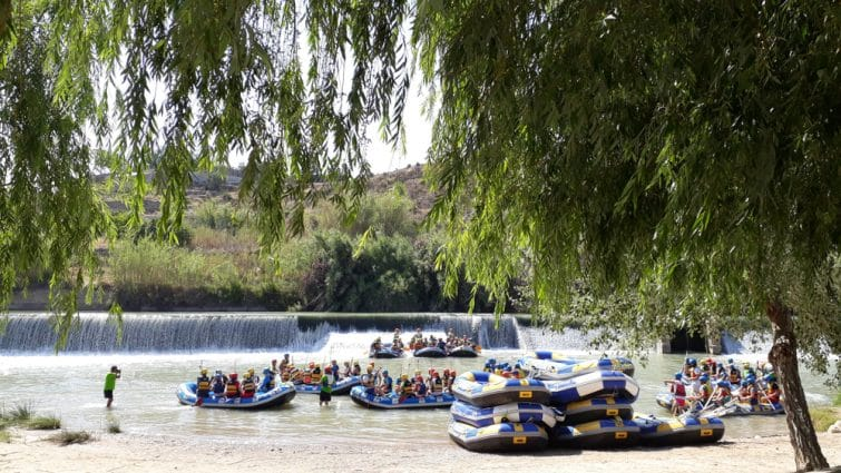 Rafting-Murcia