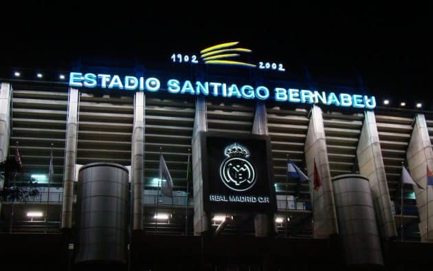 Comment assister à un match du Real Madrid au Stade Santiago Bernabéu ?
