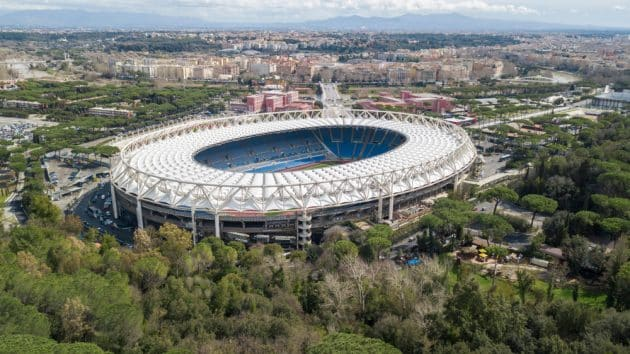 Comment voir un match de l'AS Roma ou de la Lazio au Stadio Olimpico de Rome ?