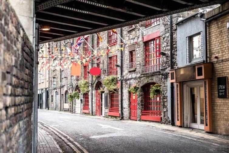 Ruelle dans Dublin