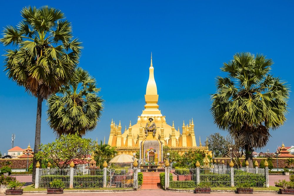 temple Pha That Luang