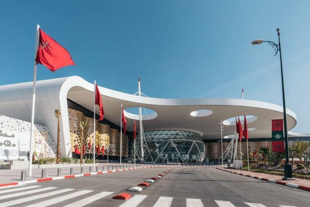 Transfert entre l'aéroport de Marrakech et le centre