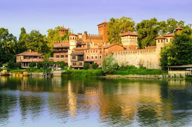 Le Borgo Medievale au Parco del Valentino