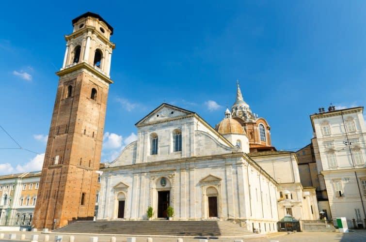 Le Duomo de Turin