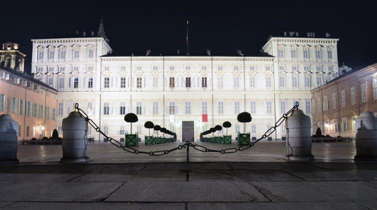 Le Palazzo Reale de Turin