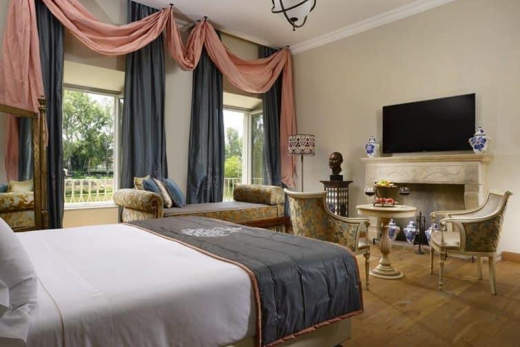 Chambre avec vue à la Ville Sull'Arno, Florence