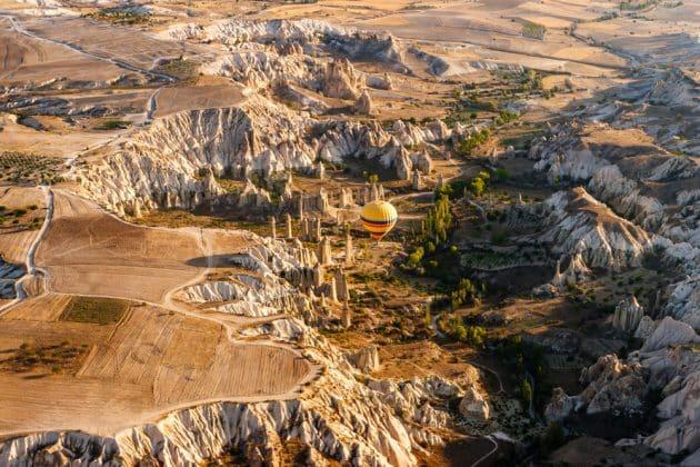 Les 12 choses incontournables à faire en Cappadoce