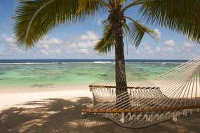 Hamac à Rarotonga, Îles Cook