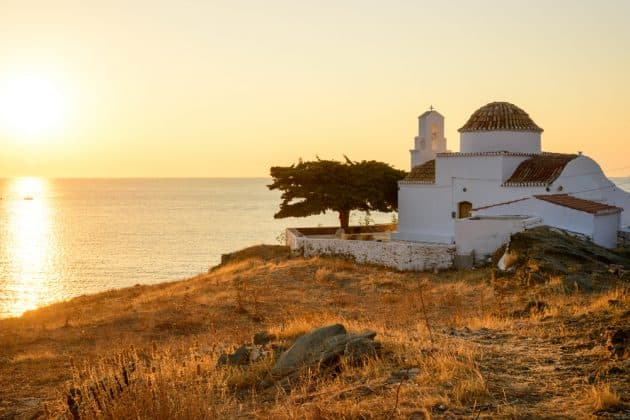 Les 9 choses incontournables à faire à Kythnos
