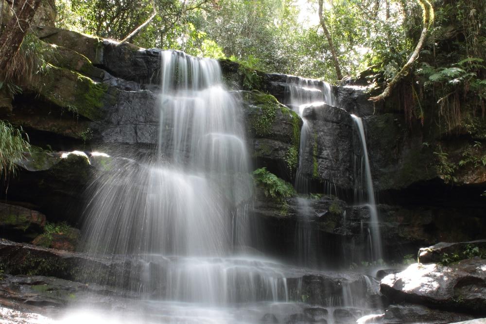 Cascade de Ybycuí, Paraguay