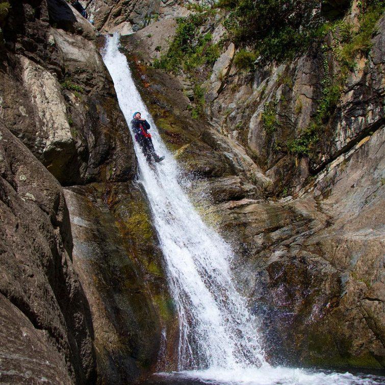 Le Gourg des Anelles, Pyrénées