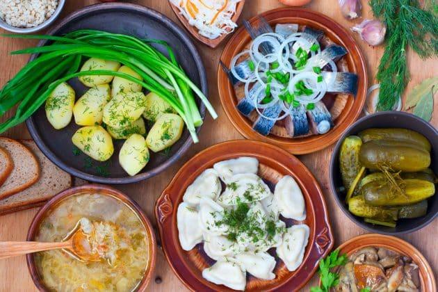 Les 22 spécialités russes à découvrir