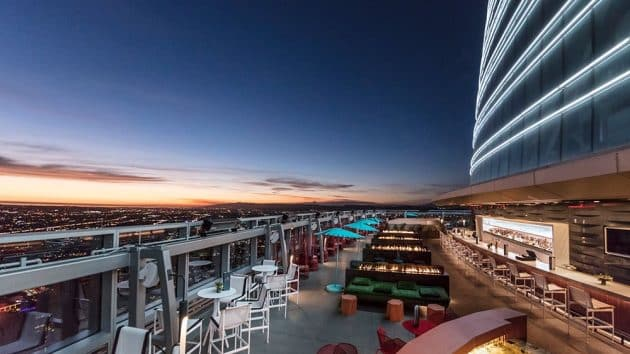 Les 12 meilleurs rooftops où boire un verre à Los Angeles