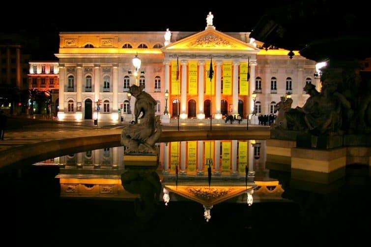 Lisbonne - Théatre National