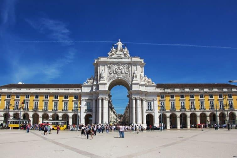 Lisbonne place