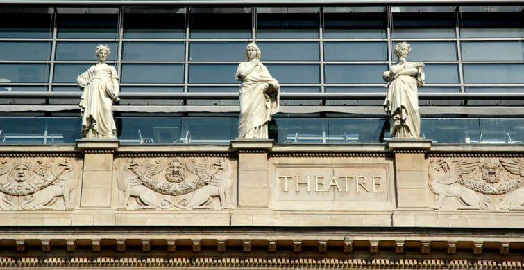 Muses de l'opéra, Lyon