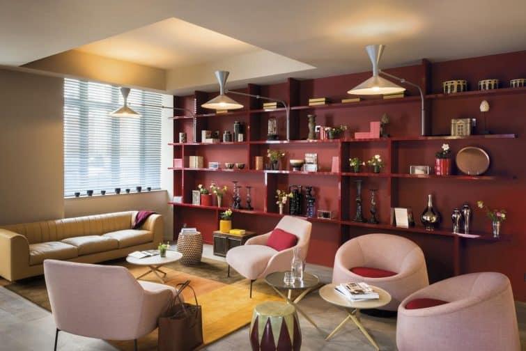 Okko Hotels Lyon Pont Lafayette hôtel 4 étoiles