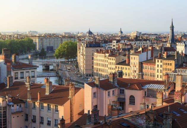 Les 8 meilleurs rooftops où boire un verre à Lyon