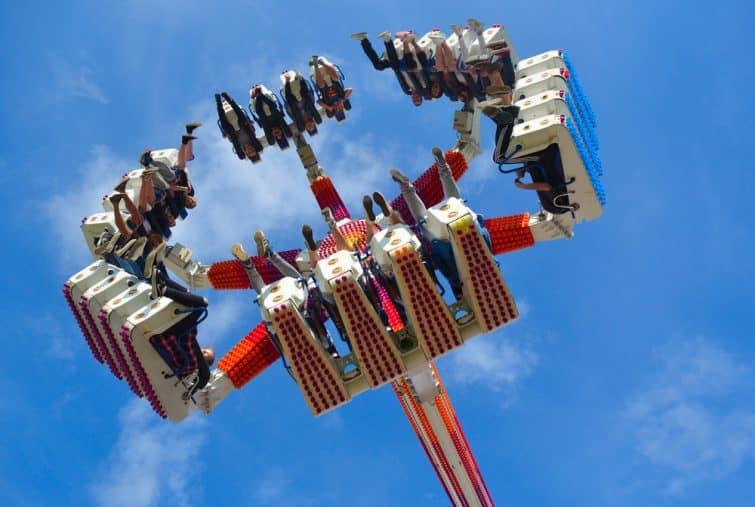 Pleasurewood Hills Theme Park