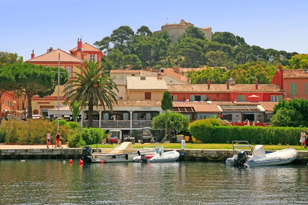 Porquerolles, French Riviera