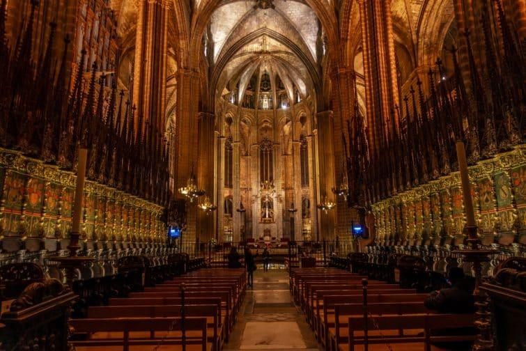 Eglise Santa Maria del Pi, Barcelone