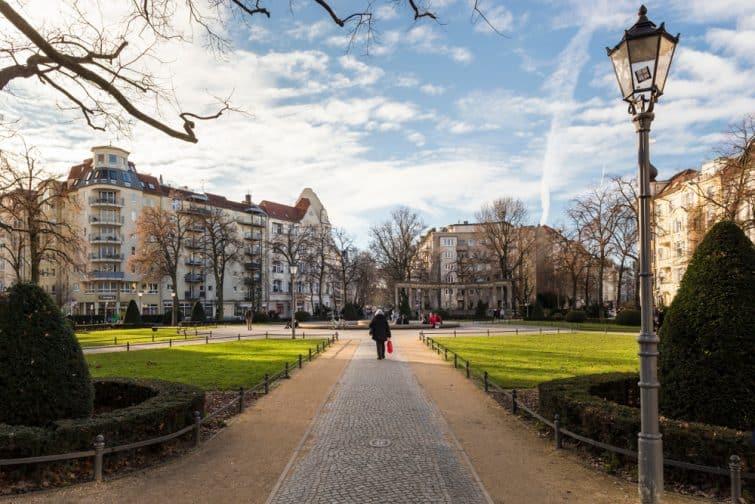 Quartier de Schöneberg, Berlin